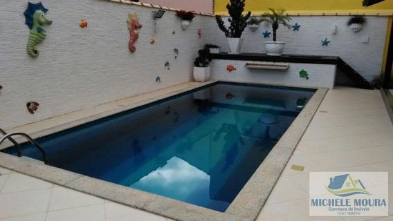 Casa Em Condomínio Para Venda Em Araruama, Praia Seca, 3 Dormitórios, 2 Suítes, 2 Banheiros, 5 Vagas - 108