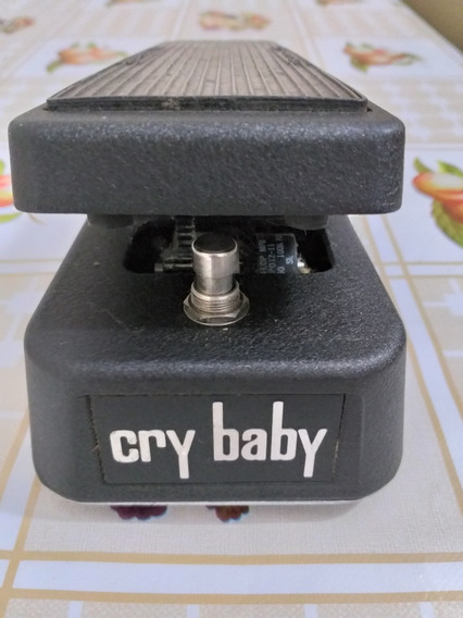 Set De Pedais De Guitarra - Nig - Cry Baby - Joyo - Troca