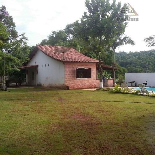 Chácara Residencial À Venda, Parque Dos Jacarandás, Arujá - Ch0049. - Ch0049