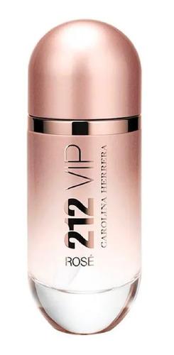 Imagen 1 de 2 de Carolina Herrera 212 VIP Rosé EDP 80ml para  mujer