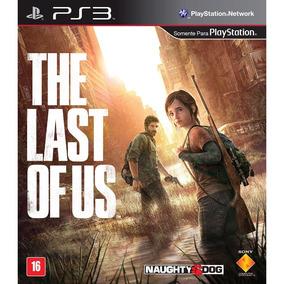 The Last Of Us - Jogos Ps3 Psn -