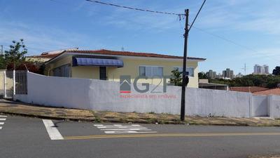 Casa À Venda, Comercial, Ou Residencial, 160 M²constr, 400m² Terreno, Por R$ 650.000 - Parque São Quirino - Campinas/sp - Ca6163