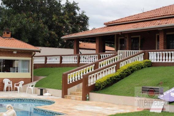 Chácara À Venda, 1000 M² Por R$ 630.000,00 - Vale Do Sol - Boituva/sp - Ch0546