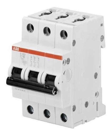 Abb 2cds253001r0504 Mini Interruptor S203-c50 Amps