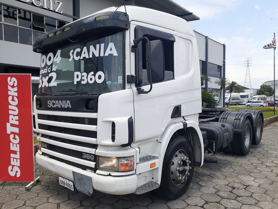 Scania P360 6x2 Selectrucks = Fh400
