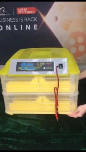 Incubadora 112 Huevos.