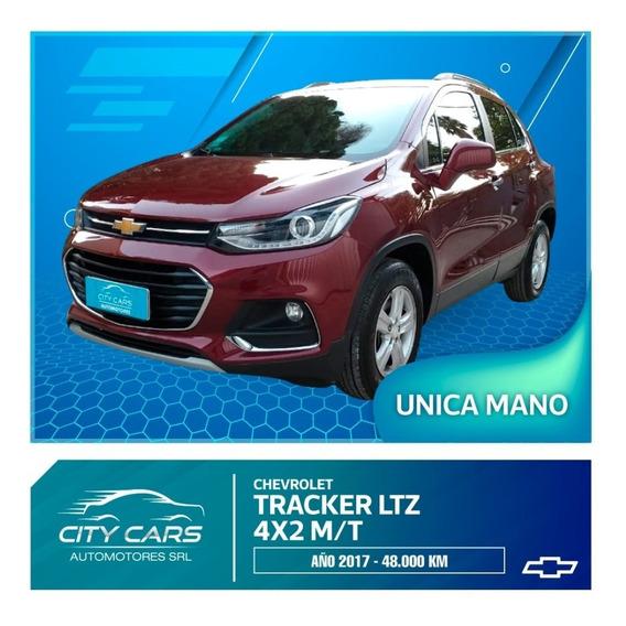 Chevrolet Tracker Fwd Ltz ( Unica Mano) S.oficiales (oferta)