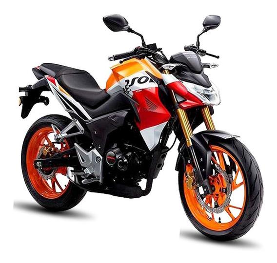 Moto Honda Cb 190 Repsol 0km 2020