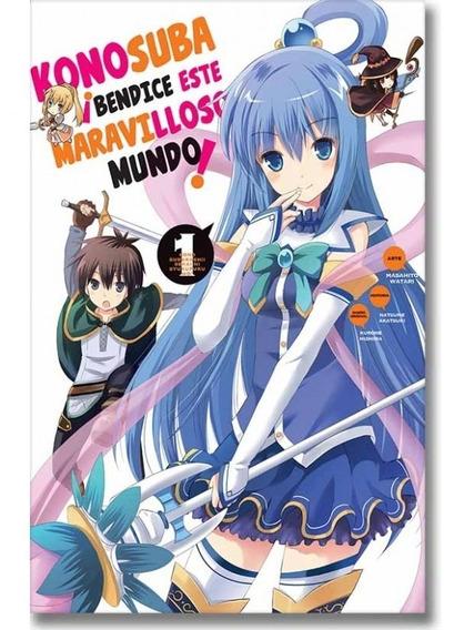 Manga Konosuba ¡bendice Este Maravilloso Mundo! Kamite