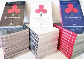 Kit Livro Geração De Valor ( Vol 1, 2 E 3) Novos