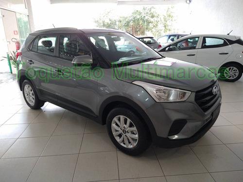 Imagem 1 de 10 de Hyundai Creta 1.6 16v Flex Action Automático