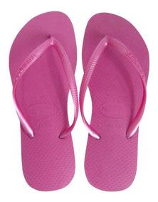 Chinelo Havaianas Slim Light Pink Original