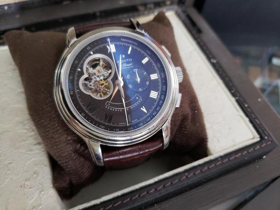 Relógio Zenith Xxt Chronomaster El Primero Completo