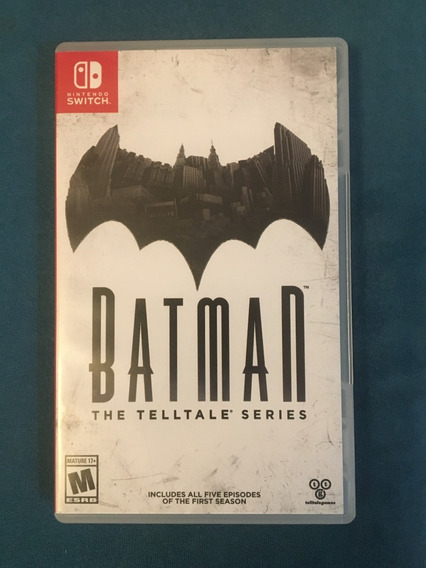 Batman: The Telltale Series (jogo Usado Nintendo Switch)