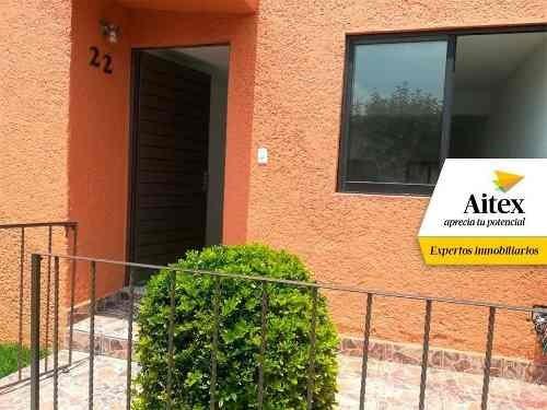 Hermosa Casa Dúplex En Atizapán, Estado De México