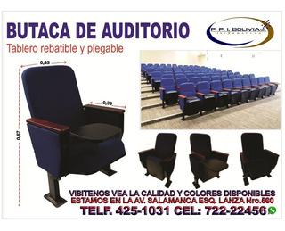 Butacas De Auditorio
