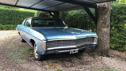 Imagen 1 de 13 de Chevrolet Caprice Impala