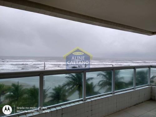 Olha Que Espetáculo Frente Mar ...3 Dorms Apenas 420 Mil!!! - Vant4672