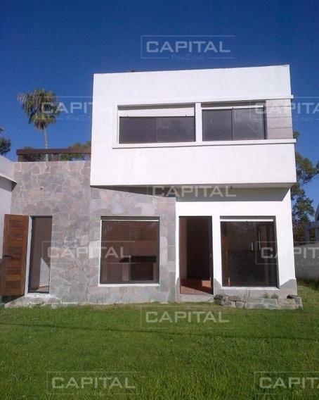 Casa De Dos Dormitorios En Alquiler Anual - La Barra- Ref: 25747