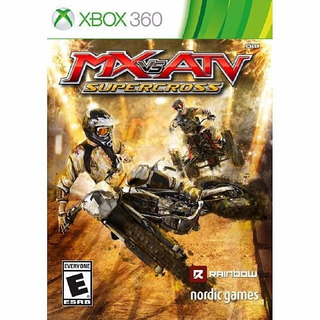 Mx Vs Atv Supercross Xbox 360 Nuevo