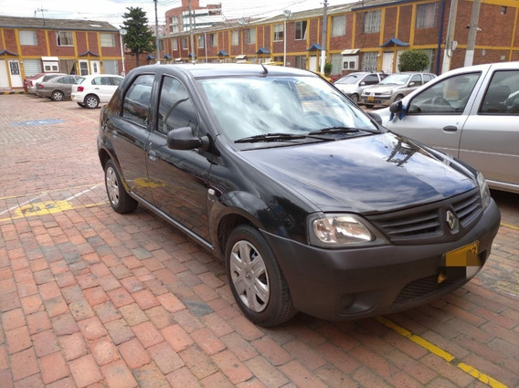 Renault Logan Familiar 2010 Aa