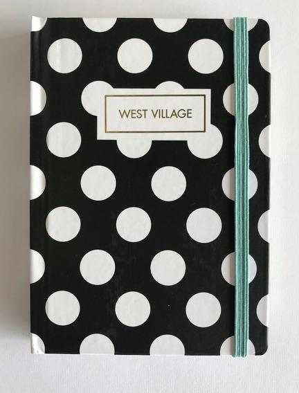 Caderno Pontilhado West Village Bullet Journal - Tilibra