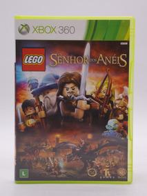 Lego O Senhor Dos Anéis Xbox 360 Original Mídia Física