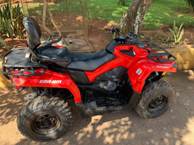 Quadriciclo Can Am 450 Outlander Max 2015 - 2015