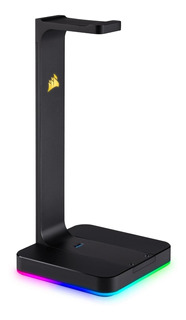 Base Para Auriculares Gamer Corsair St100 7.1 Rgb Usb