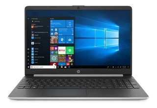 Notebook Hp Core I7 10ma / 512 Ssd + 32gb / Touch 15i7 Cuota
