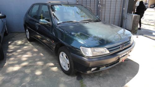 Peugeot 306  Xt  5ptas Nafta 1997 Unico