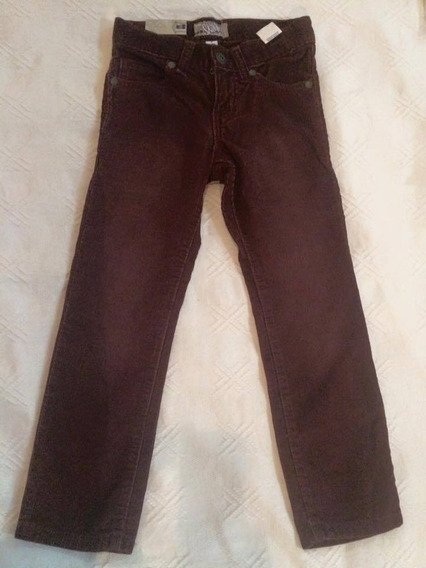 Pantalon Corderoy Old Navy Importado Jean Talle 5 Años