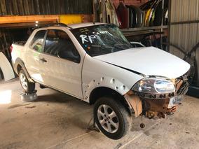 Sucata Fiat Strada 2016 1.4 Flex 3 Porta - Rs Auto Peças
