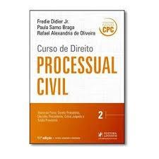 Curso De Direito Processual Civil Vol. 2. 10 Edição