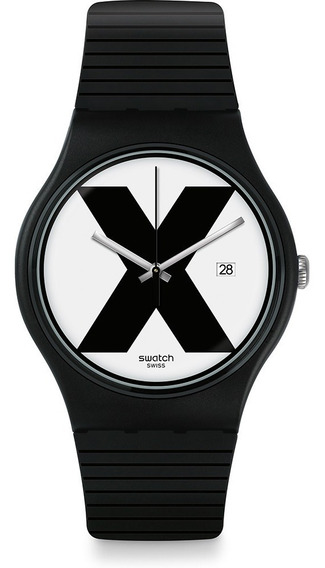 Relógio Swatch Xx-rated Black - Suob402
