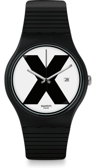 Relógio Swatch Xx-rated Black - Suob402