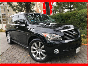 Infiniti Qx80 2014 Impecable
