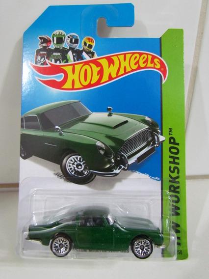 Hot Wheels - Hw Workshop - Aston Martin 1963 Db5