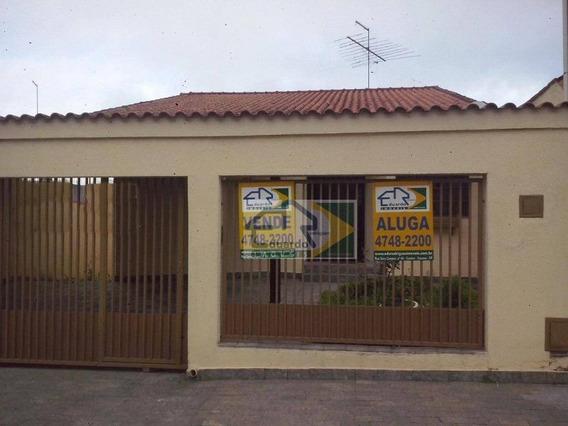 Casa Com 3 Dormitórios Para Alugar, 347 M² Por R$ 2.000/mês - Cidade Edson - Suzano/sp - Ca0238