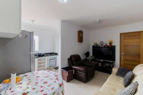 Apartamento À Venda - Vila Re, 2 Quartos,  46 - S893129981
