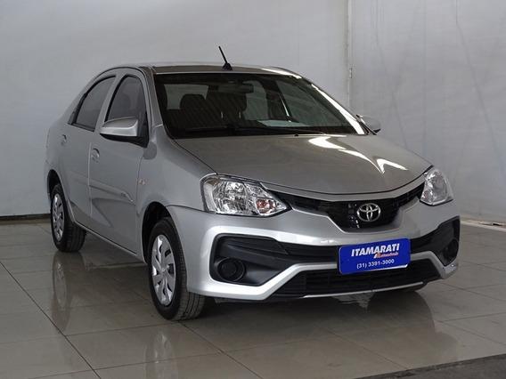 Toyota Etios Sedan 1.5 X Aut. (2976)