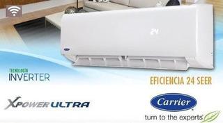 Minisplit Inverter Carrier Ultra 1.5 Ton 24 Seer F/c Wifi