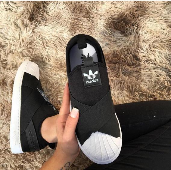 Tênis adidas Slip On Enfantil Original