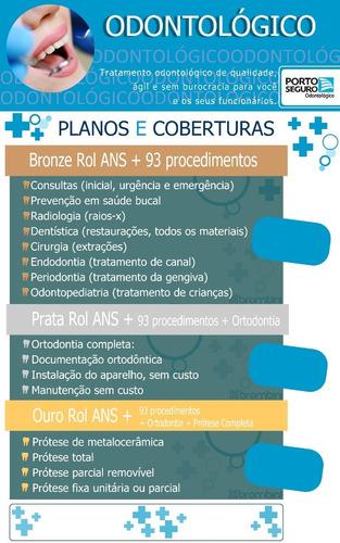 Imagem 1 de 10 de Porto Seguro Plano Odontológico