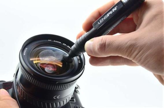 Promoção Limpa Lente Lenspen Original Canon Nikon Sony