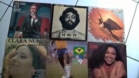 Lote C/ 45 Discos Lp Vinil-fernado Mendes-ivem Lins Mpb+