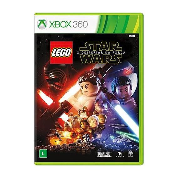 Jogo Lego Star Wars O Despertar Da Força Xbox 360