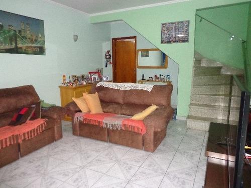 Imagem 1 de 7 de Sobrado - Ca00188 - 33889016