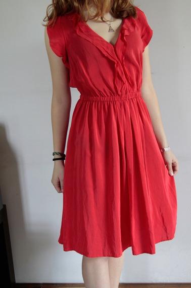 Vestido Loft By Ann Taylor Talle 0