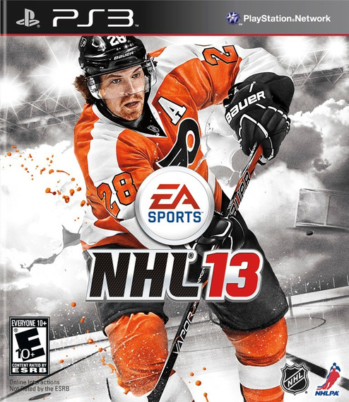 Jogo Nhl 13 Playstation 3 Ps3 Pronta Entrega Hockey Esporte